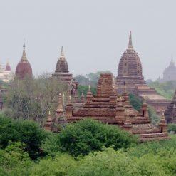 Les pagodes incontournables de Bagan